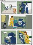 caught comics