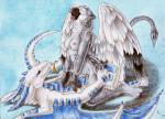 dragon gryphon